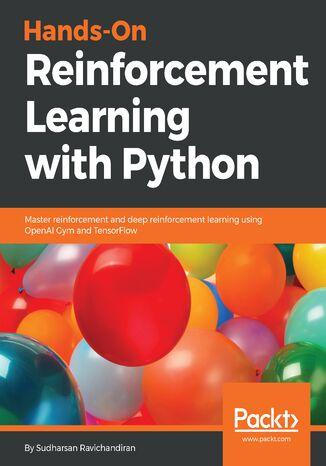 Okładka książki Hands-On Reinforcement Learning with Python