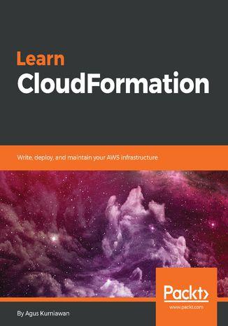 Okładka książki/ebooka Learn CloudFormation