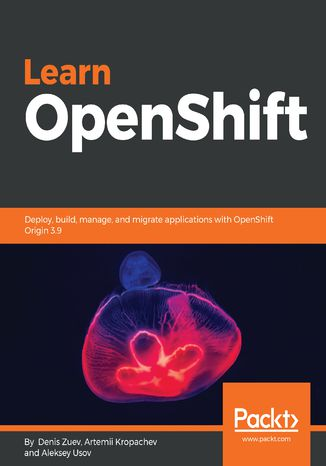 Okładka książki/ebooka Learn OpenShift