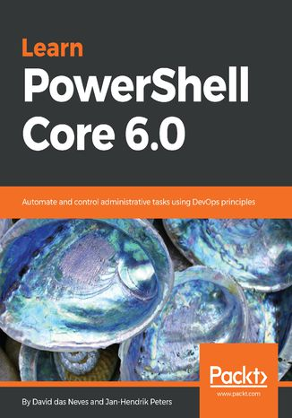 Okładka książki/ebooka Learn PowerShell Core 6.0