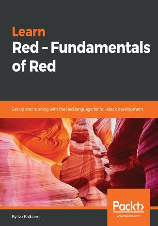 Okładka książki/ebooka Learn Red  Fundamentals of Red