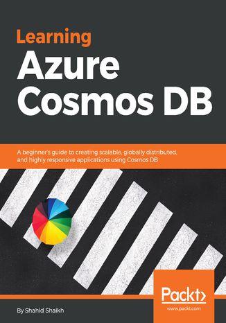 Okładka książki/ebooka Learning Azure Cosmos DB