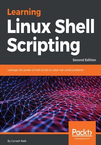 Okładka książki/ebooka Learning Linux Shell Scripting