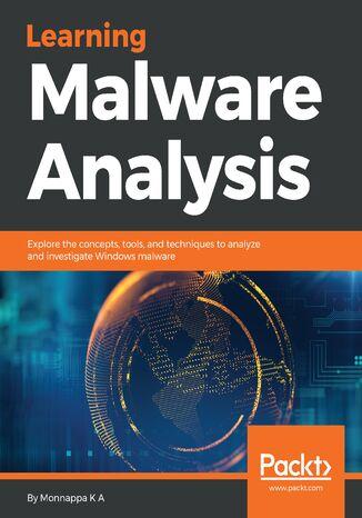 Okładka książki/ebooka Learning Malware Analysis