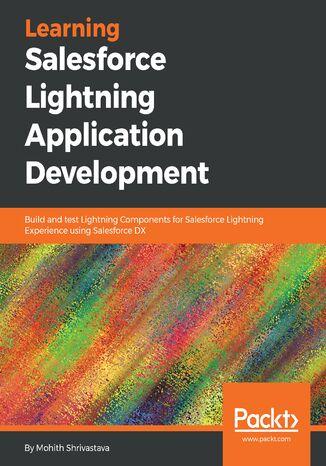 Okładka książki Learning Salesforce Lightning Application Development