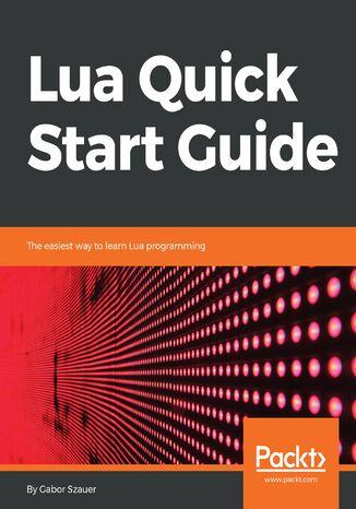 Okładka książki Lua Quick Start Guide