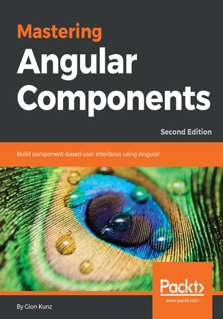 Okładka książki/ebooka Mastering Angular Components