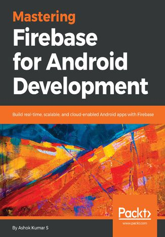 Okładka książki Mastering Firebase for Android Development