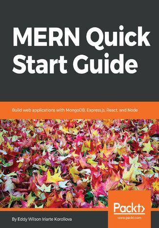 Okładka książki/ebooka MERN Quick Start Guide