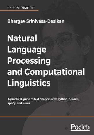 Okładka książki Natural Language Processing and Computational Linguistics