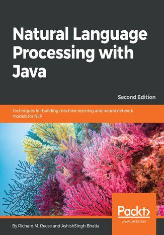 Okładka książki Natural Language Processing with Java