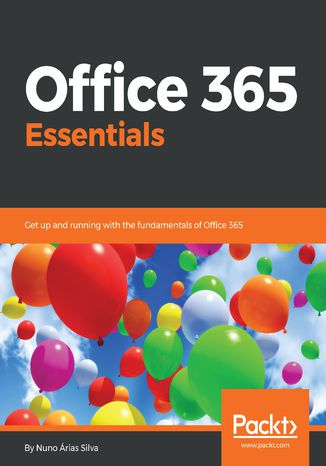 Okładka książki Office 365 Essentials