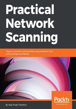 Okładka książki/ebooka Practical Network Scanning