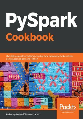 Okładka książki/ebooka PySpark Cookbook
