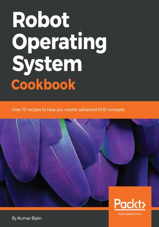 Okładka książki/ebooka Robot Operating System Cookbook