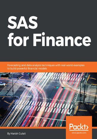 Okładka książki/ebooka SAS for Finance