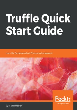 Okładka książki/ebooka Truffle Quick Start Guide