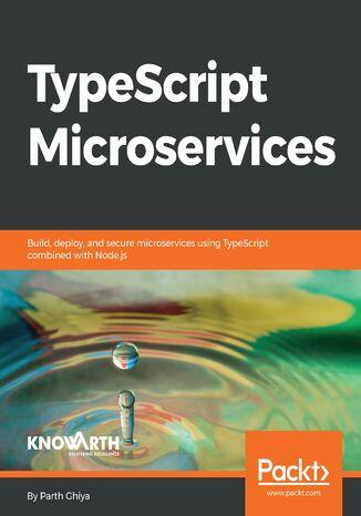 Okładka książki/ebooka TypeScript Microservices