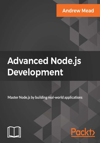 Okładka książki/ebooka Advanced Node.js Development