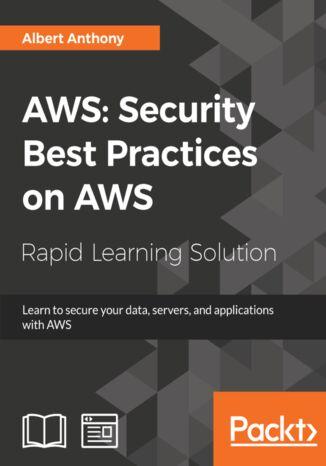 Okładka książki/ebooka AWS: Security Best Practices on AWS