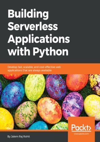 Okładka książki/ebooka Building Serverless Applications with Python
