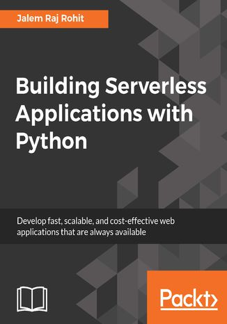 Okładka książki Building Serverless Applications with Python