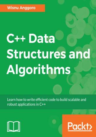 Okładka książki C++ Data Structures and Algorithms