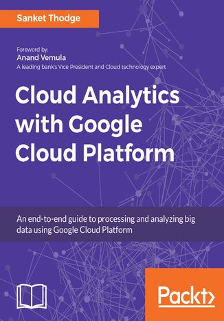 Okładka książki/ebooka Cloud Analytics with Google Cloud Platform