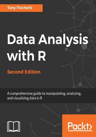 Okładka książki/ebooka Data Analysis with R, Second Edition