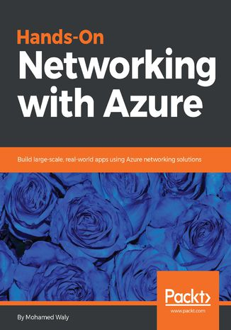 Okładka książki Hands-On Networking with Azure