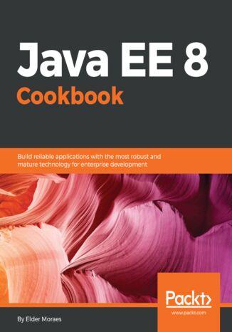 Okładka książki Java EE 8 Cookbook
