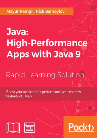 Ebook Java: High-Performance Apps with Java 9