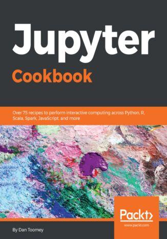Okładka książki Jupyter Cookbook
