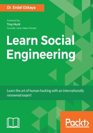 Okładka książki/ebooka Learn Social Engineering