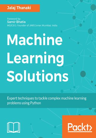 Okładka książki/ebooka Machine Learning Solutions