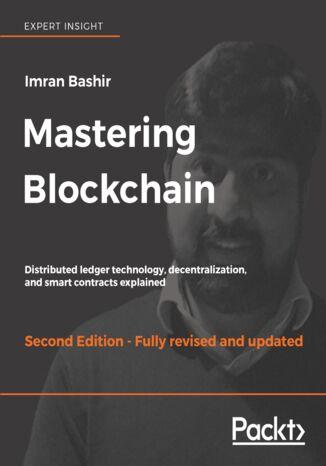 Okładka książki/ebooka Mastering Blockchain. Second edition