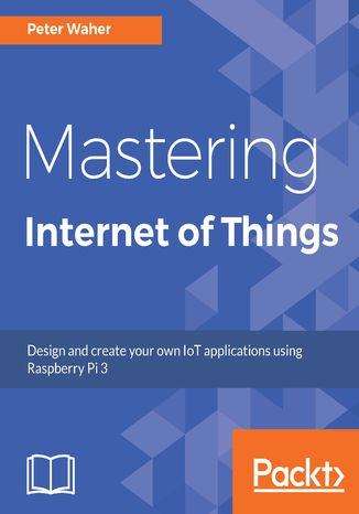 Okładka książki Mastering Internet of Things