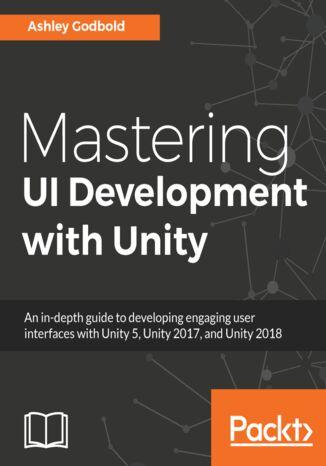 Okładka książki/ebooka Mastering UI Development with Unity