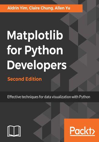 Okładka książki/ebooka Matplotlib for Python Developers