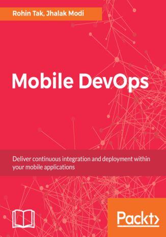 Okładka książki/ebooka Mobile DevOps