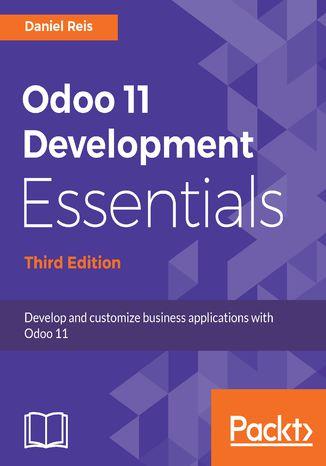 Okładka książki/ebooka Odoo 11 Development Essentials