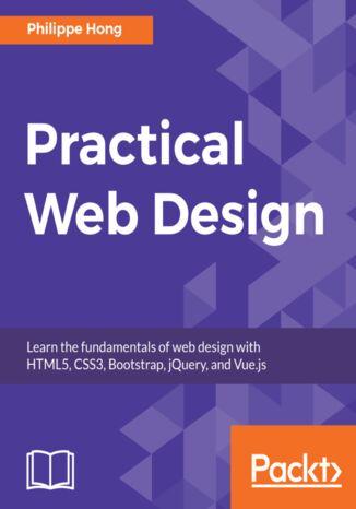 Okładka książki/ebooka Practical Web Design