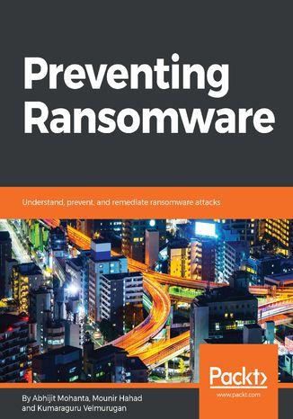 Okładka książki/ebooka Preventing Ransomware