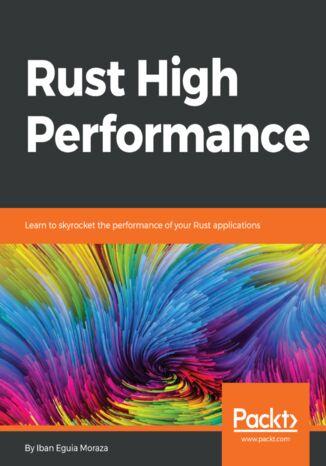 Okładka książki/ebooka Rust High Performance