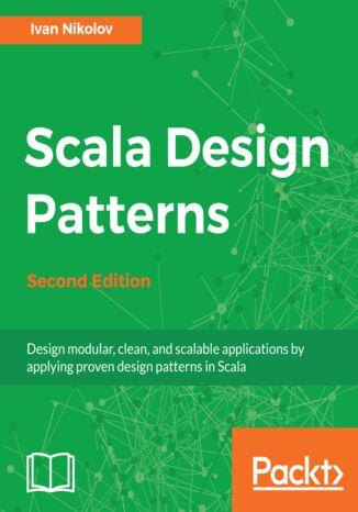 Okładka książki Scala Design Patterns