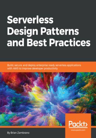 Okładka książki Serverless Design Patterns and Best Practices