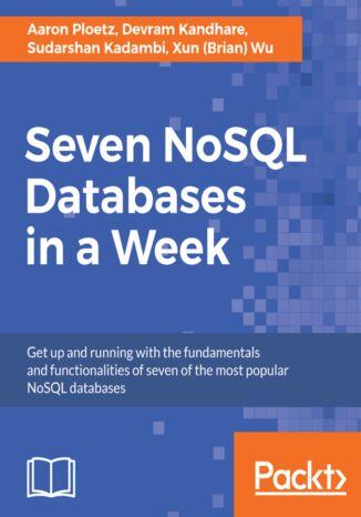 Okładka książki/ebooka Seven NoSQL Databases in a Week