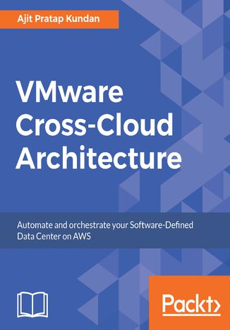 Okładka książki/ebooka VMware Cross-Cloud Architecture