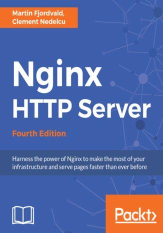 Okładka książki/ebooka Nginx HTTP Server - Fourth Edition