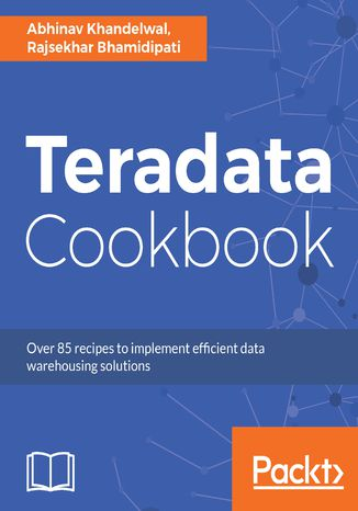 Okładka książki/ebooka Teradata Cookbook